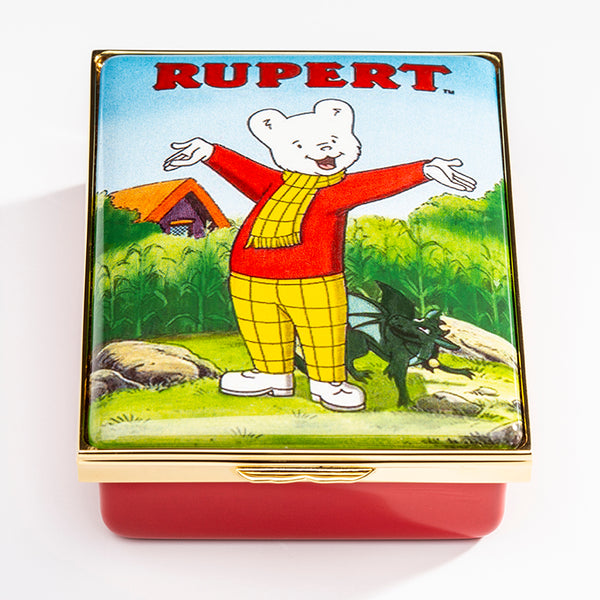 Rupert The Bear 100th Anniversary Box