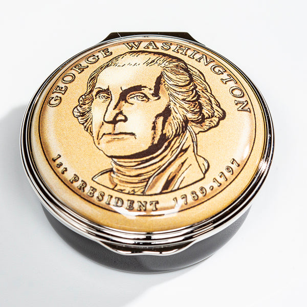 George Washington Coin Box