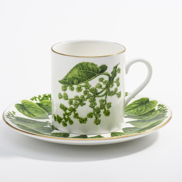 Al Fresco Coffee Cup & Saucer