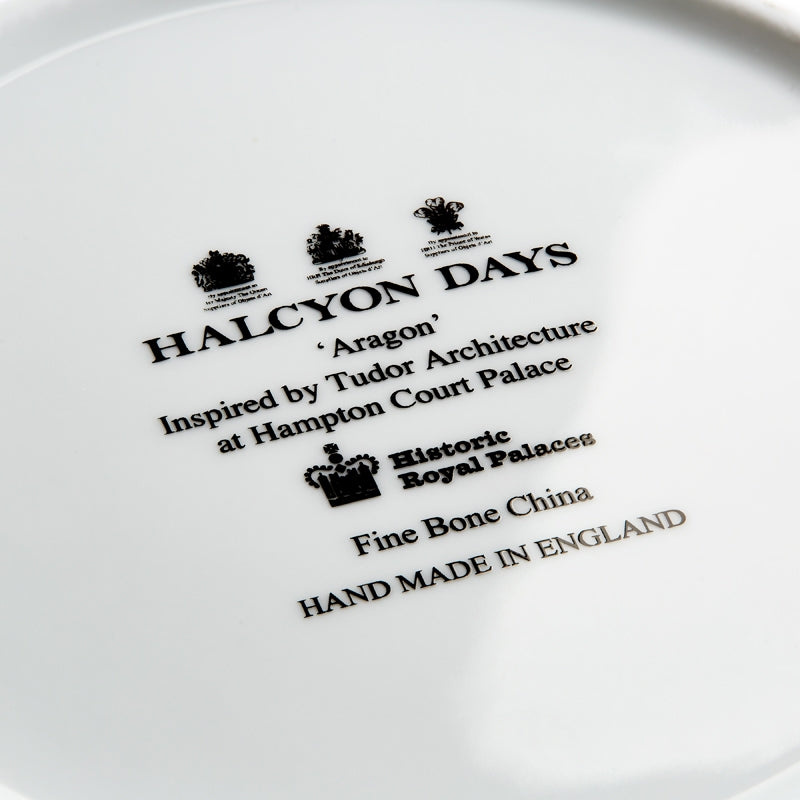 "Aragon Midnight 10"" Plate"