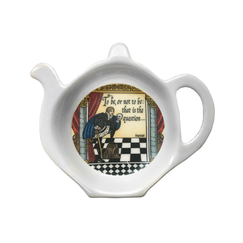Shakespeare Tea Bag Tidy
