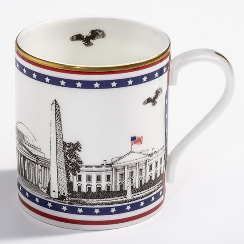 Washington Landmarks Mug