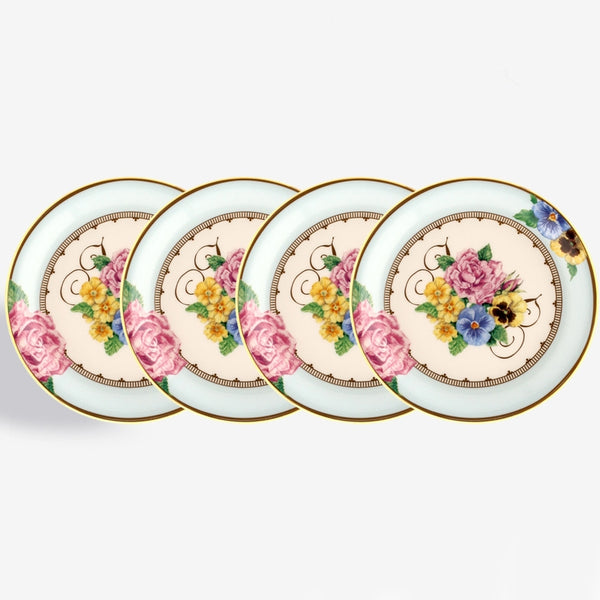 Shell Garden Coaster Set of 4