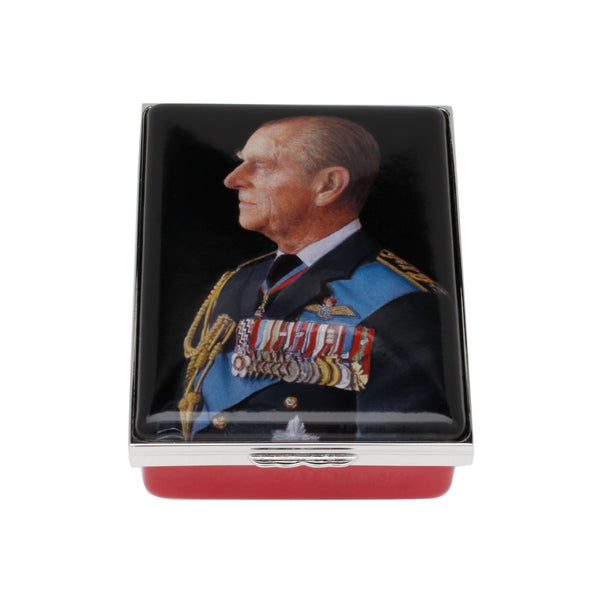 HRH The Duke of Edinburgh by Richard Stone 70th Wedding Anniversary Box