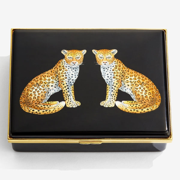 Twin Leopard Box