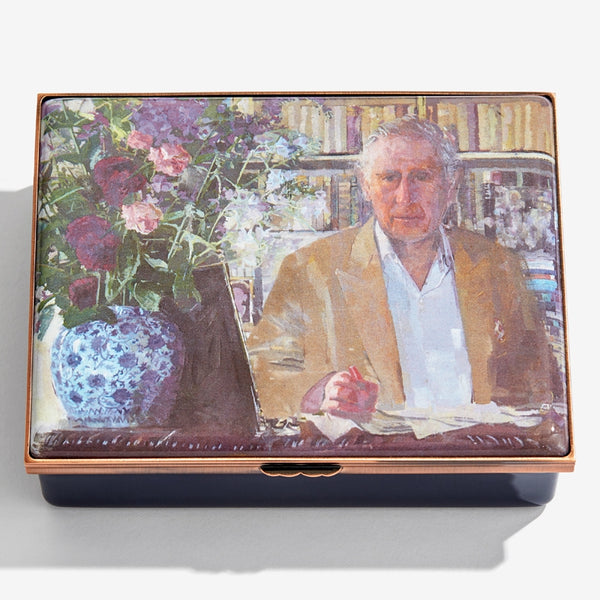 HRH The Prince of Wales by Eileen Hogan Prestige Box