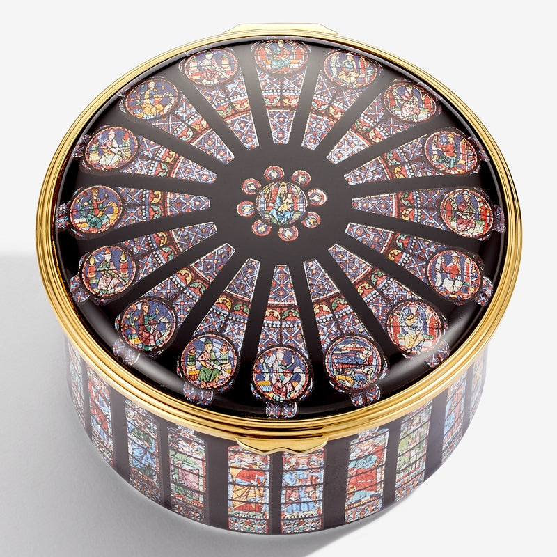 The Rose Window of Notre-Dame Musical Box - PRE-ORDER