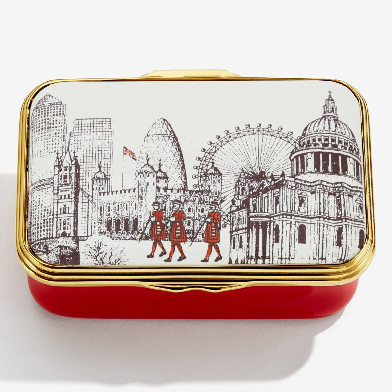 London City Landmarks Box