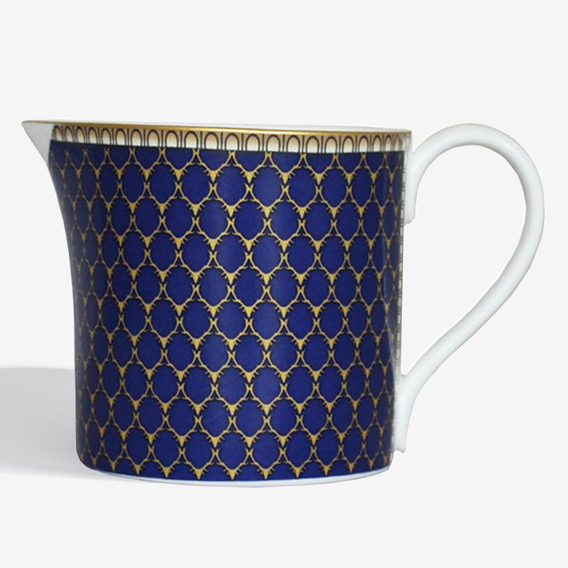 Antler Trellis Cream Jug Midnight