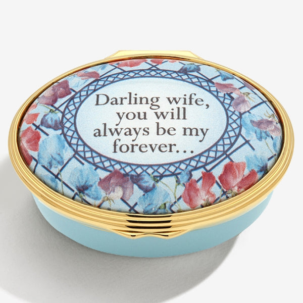 Darling Wife, you will be my forever Box