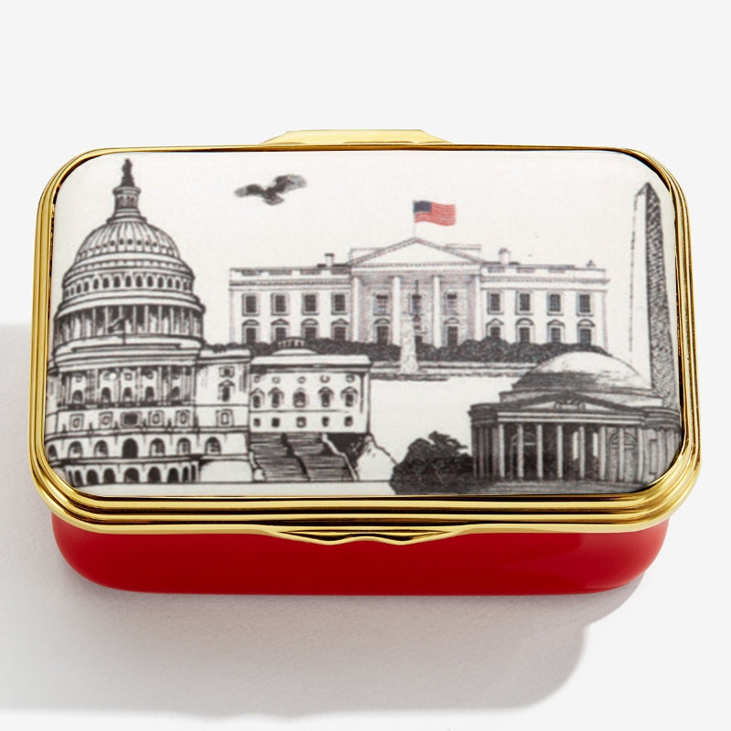Washington Landmarks Box