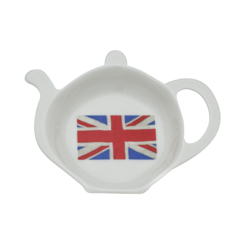 Union Jack Tea Bag Tidy