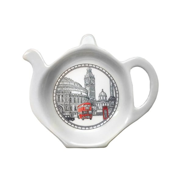 London Icons Tea Bag Tidy