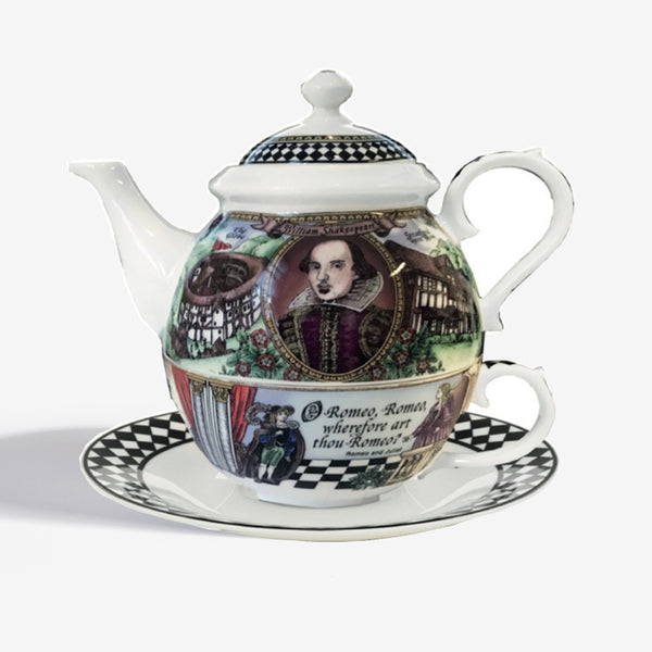 Shakespeare Tea For One