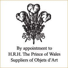 By Royal Appointment to HRH The Prince of Wales Royal Warrant