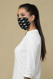 Printed Eco-friendly Reusable Fabric Mask – Pack of 7 – Assorted - Maybell Womens Fashion