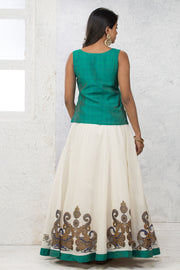 Skirt Sets - Green - Maybell Womens Fashion