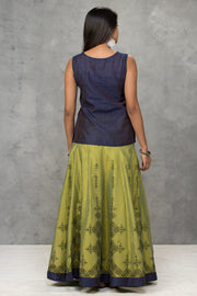 Skirt Set - Navy - Maybell Womens Fashion