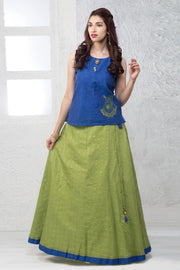 Skirt Sets - Blue - Maybell Womens Fashion