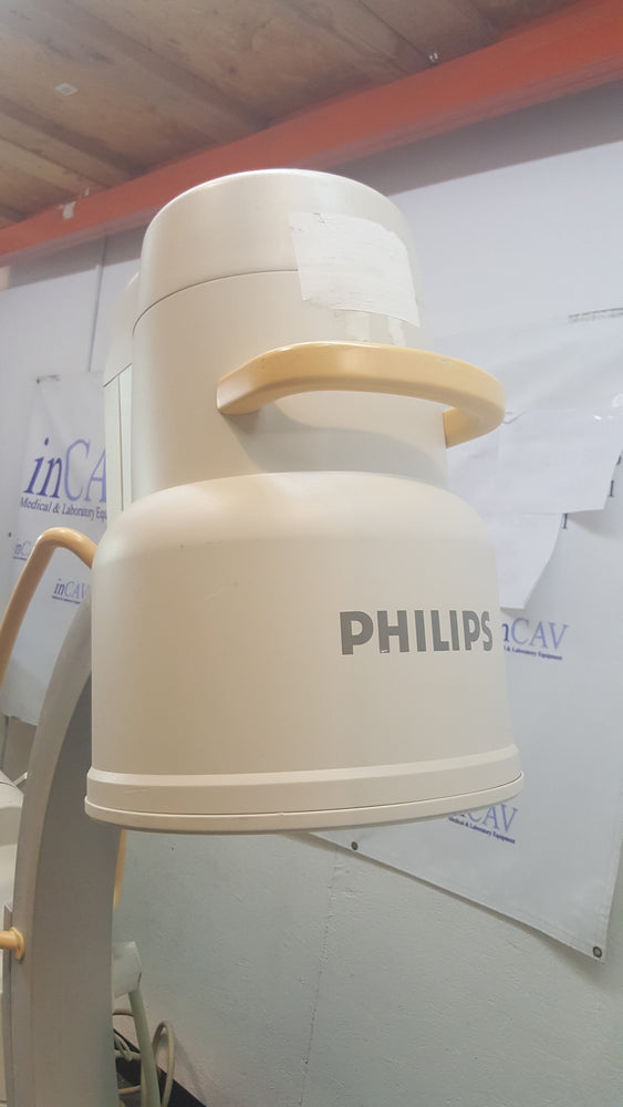 Philips BV Pulsera C-ARM 2007 2nd Generation Flat LCD Screen with Vascular Package 12 Inches IIS