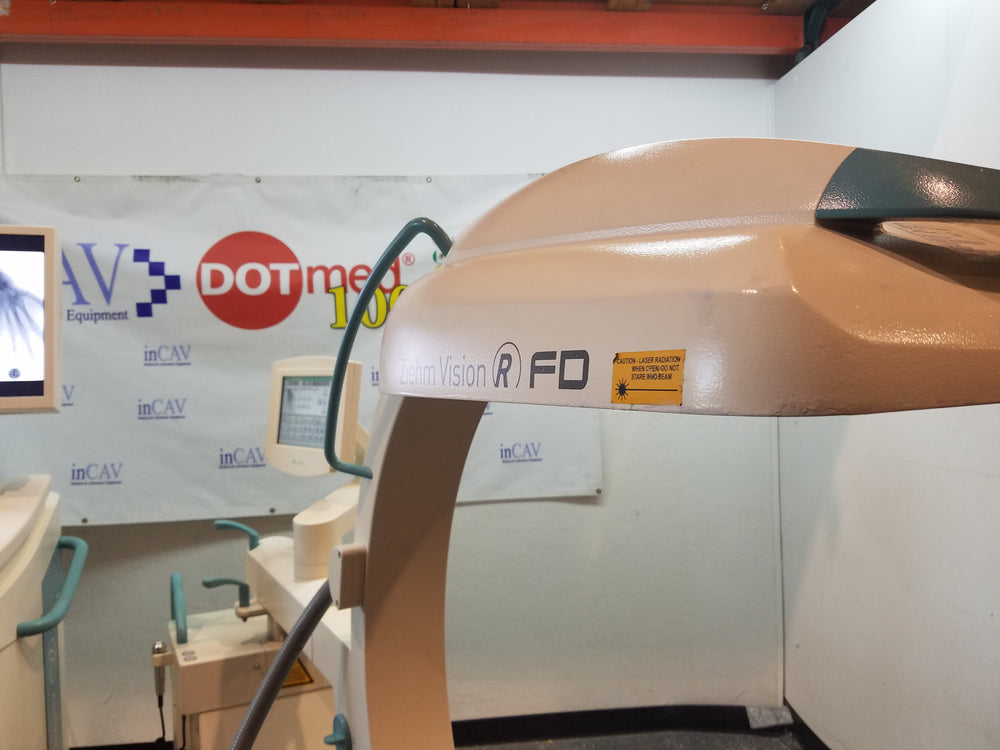 Ziehm Vision RFD 2010 with Flat Panel