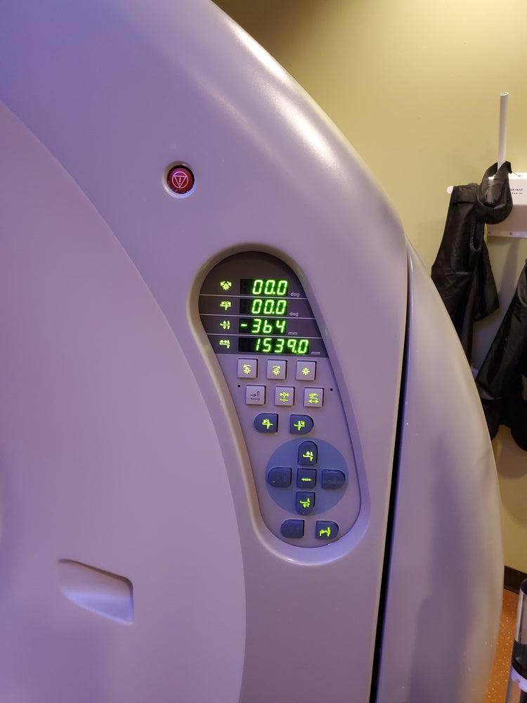 Toshiba Aquilion 32 - 64 Slice CT Scanner 2007 with 2015 Tube - SYSTEM updated by Toshiba 2015