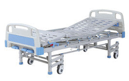 3-Easy Blue Function Manual Bed