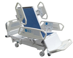 8-Blue Confort Plus Function Electric Bed