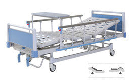2-Ligth Blue Function Manual Bed