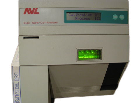 Avl 9140 Electrolyte Analyzer