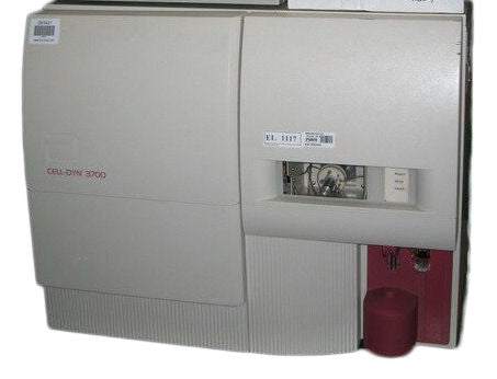 Abbott Cell Dyn 3700 Hematology Analyzer