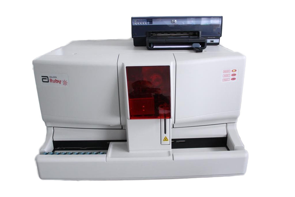 Abbott Cell Dyn Ruby Hematology Analyzer