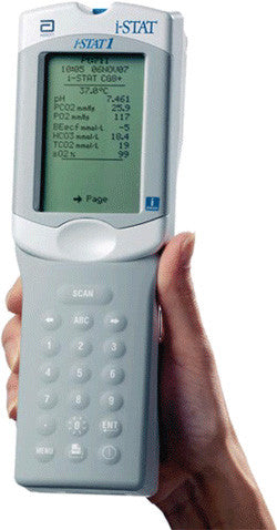 Abbott I Stat 1 Blood Gas Analyzer Blood Gas Analyzer
