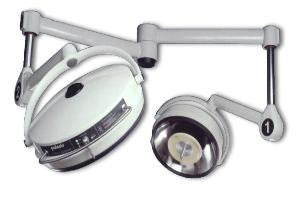 Amsco Polaris Dual Surgical Lights