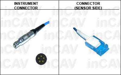 Csi Scholar Spo2 Sensor Extension Cable