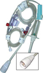 Edwards Baxter IBP Disposable Pressure Transducer
