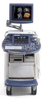 GE Voluson E8 Ultrasound Machine