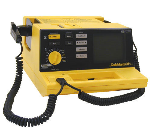 HP Codemster XL Plus Defibrillator