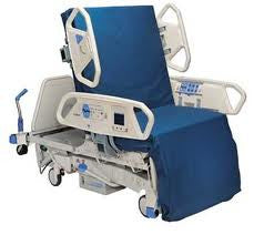 Hill Rom Total Care Hospital Bed