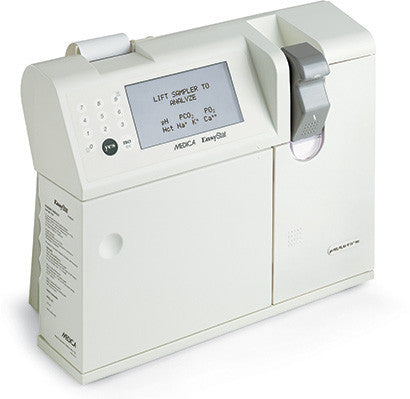 Medica Easystat Blood Gas Analyzer