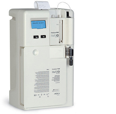Medica Easylyte Ca Ph Electrolyte Analyzer