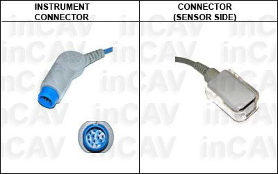 Mindray Pm 6000 Spo2 Sensor Extension Cable