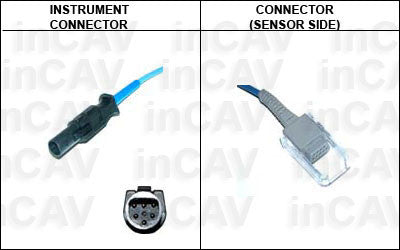 NovaMetrix 505 Spo2 Sensor Extension Cable