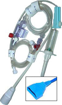Pvb Simms IBP Disposable Pressure Transducer