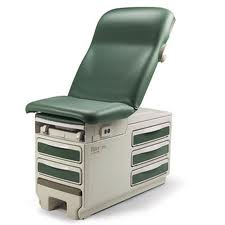Ritter 204 Manual Exam Table