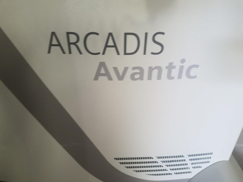 Siemens ARCADIS Avantic 2009 2nd Generation with Vascular and 15 FPS