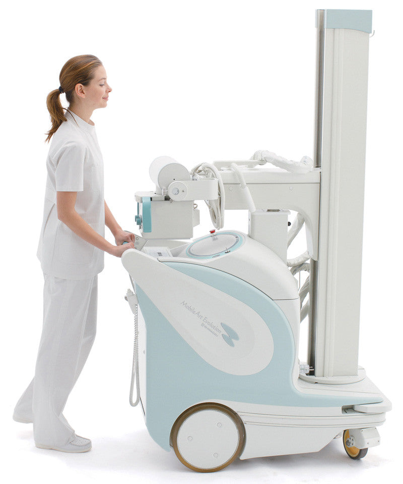 Shimadzu MobileArt Evolution PORTABLE X-RAY