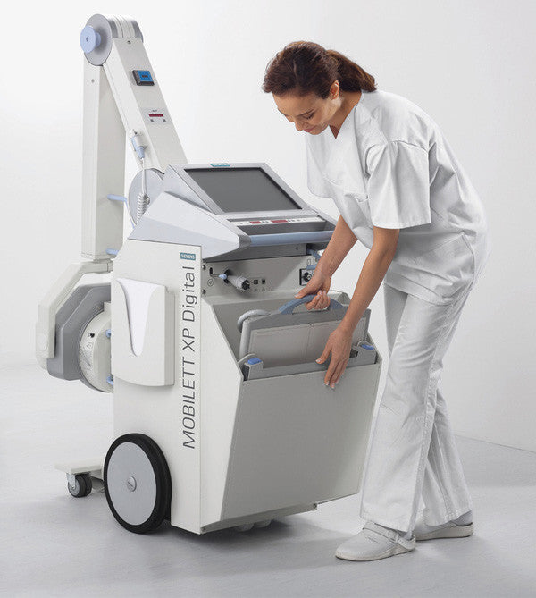 Siemens MOBILETT XP Digital PORTABLE X-RAY