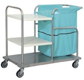 SS Linen simple confort Trolley