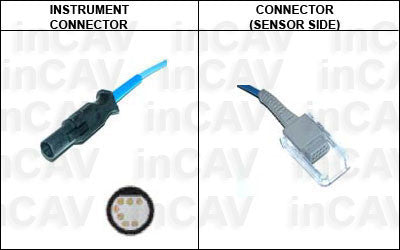 Spacelabs Medical 90351 06 Spo2 Sensor Extension Cable